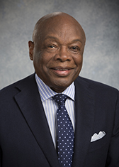 Dignity Health Foundation board member Willie Brown.